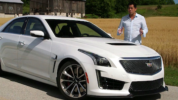 Watch Cadillac Cts V Video Reviews From The Experts