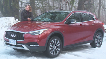 Watch Infiniti Qx30 Video Reviews From The Experts